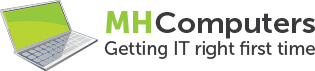 MH Computers Ltd Logo