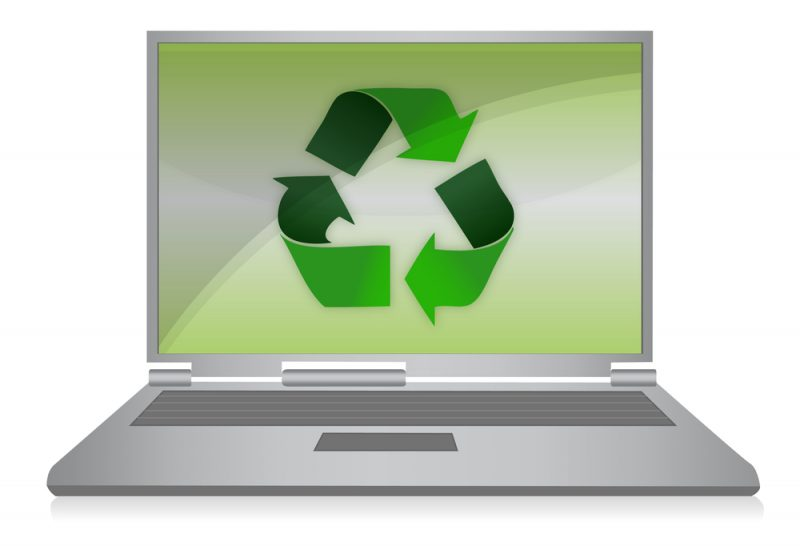 Laptop Recycling MH Computers