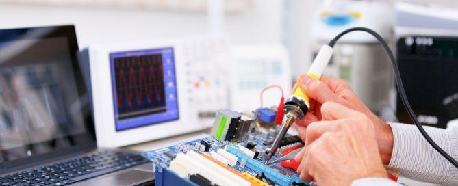 Repairing Motherboard for Laptop Repair MH Computers Ltd