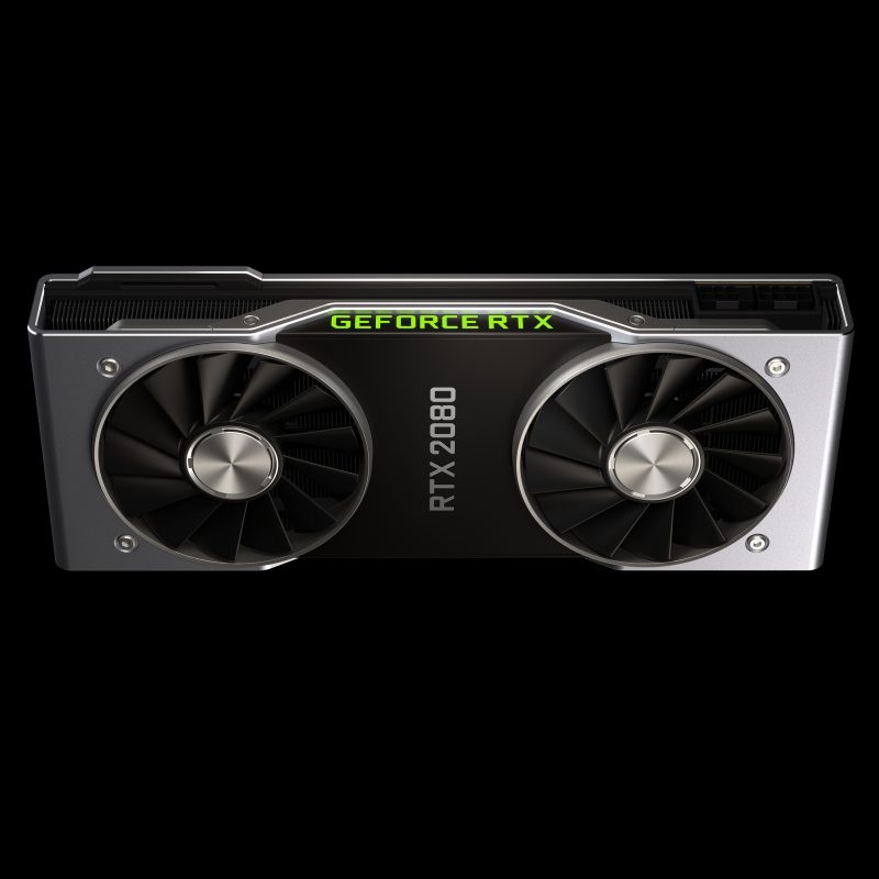 NVIDIA RTX 2080 Graphics Card