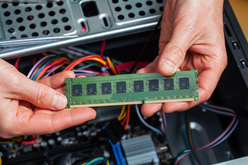 Stick of RAM