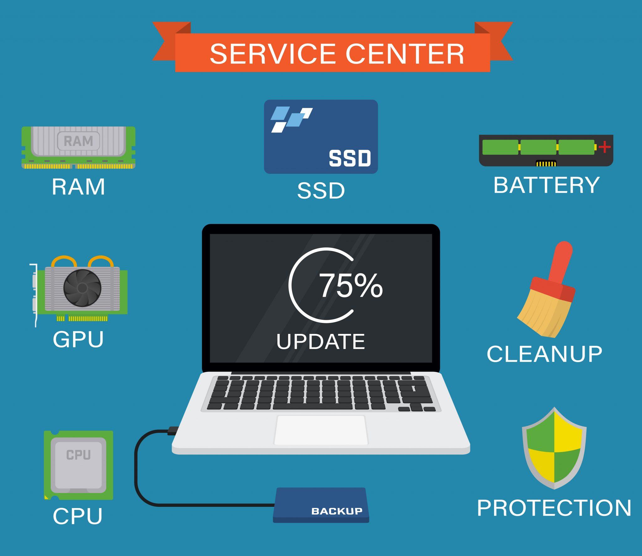 Various PC Repairs