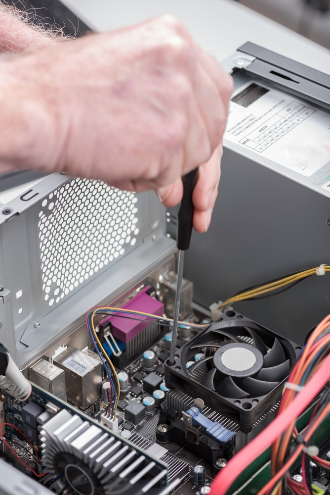 Removing CPU Fan